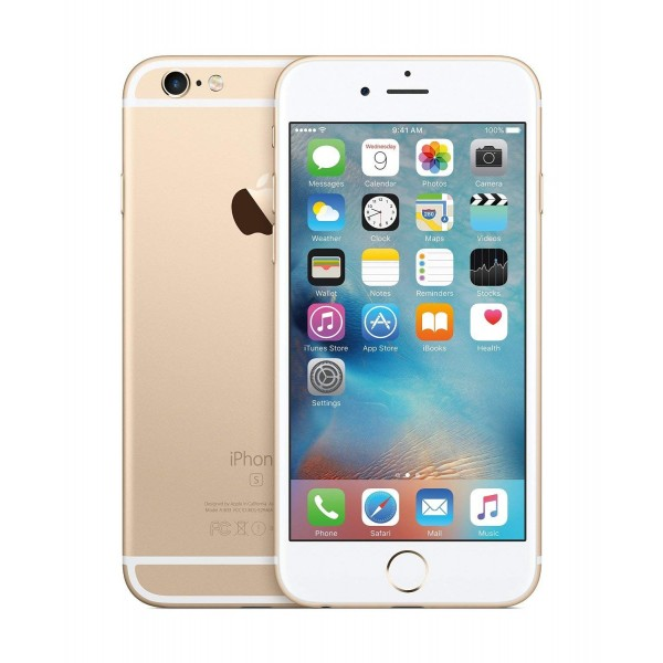 Apple iPhone 6 S ( Color Gold, 32 GB storage )
