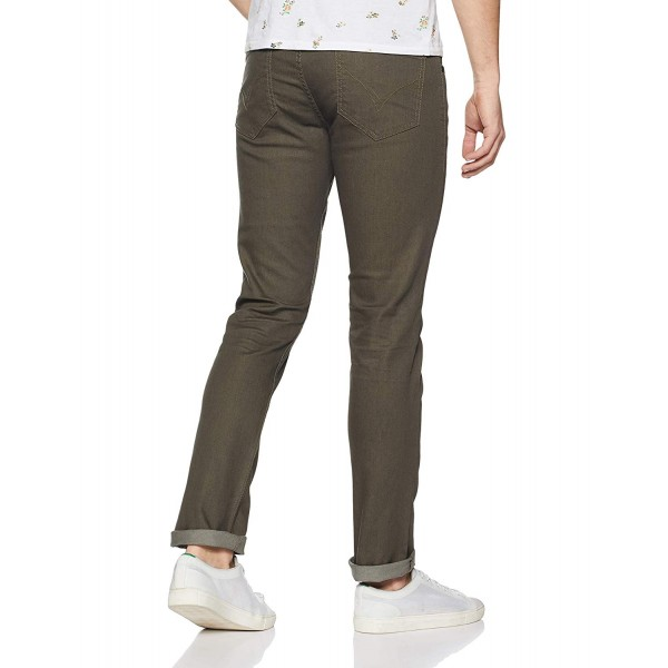 Flying Machine Men's Tapered Fit Jeans for Men