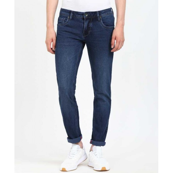 Integriti Skinny Men's Blue Jeans For Men's