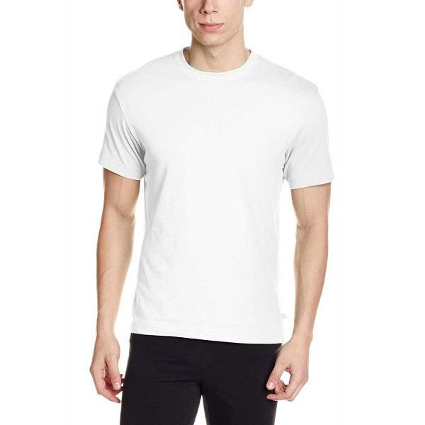 Jockey Men's Cotton T-Shirt( CM white )