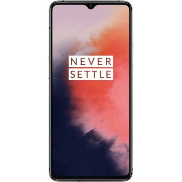 OnePlus 7T (8 GB RAM and 128 GB Storage Frosted Silver)