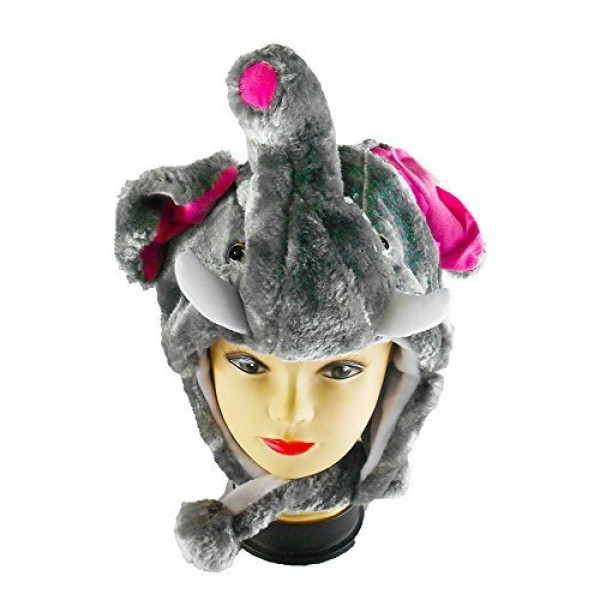 Oxytrends Winter Elephant Hat for Boys and Girls