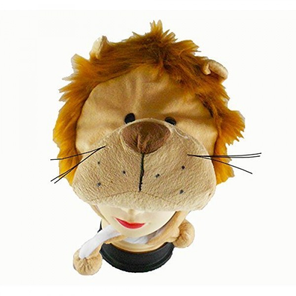 Oxytrends Winter Lion Hat for Boys and Girls