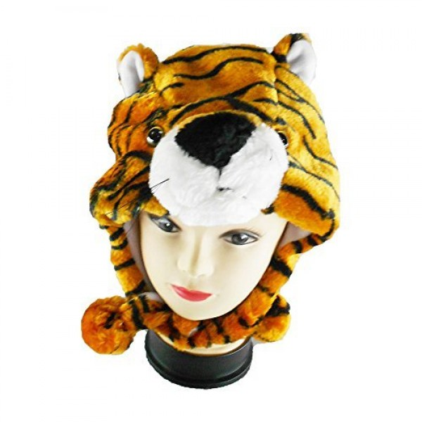 Oxytrends Winter Tiger Hat for Boys and Girls