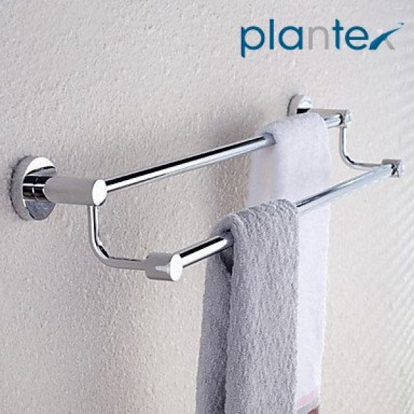 Plantex High Grade Stainless Steel Towel Rod/Hanger(24 Inch)
