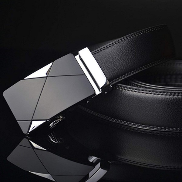 Satyam Kraft  PU leather Belt Black