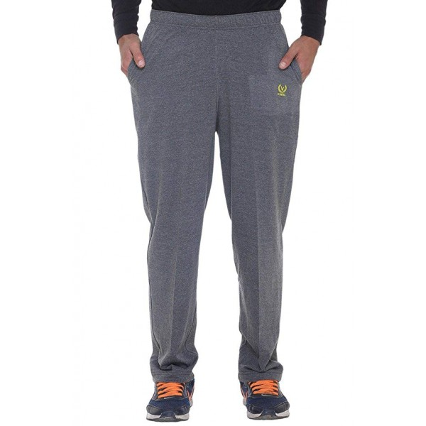 VIMAL Jonney Men's Metallic Grey Trackpants-D10ANTHRA-P