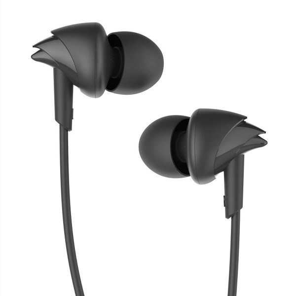 boAt BassHeads 100 in-Ear Headphones with Mic Headphones